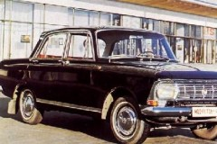 Moskvitch 412 Sedans 1967 - 1997 foto 3