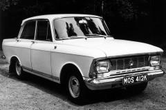 Moskvitch 412 Sedans 1967 - 1997 foto 1