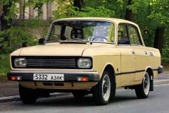 Moskvitch 412 Sedans 1967 - 1997 foto 2
