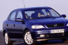 Opel Astra Hečbeks 1998 - 2004 foto 1
