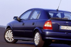 Opel Astra Hečbeks 1998 - 2004 foto 3