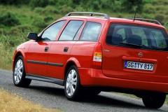 Opel Astra Universāls 1998 - 2004 foto 1