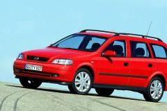 Opel Astra Universāls 1998 - 2004 foto 2