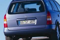 Opel Astra Universāls 1998 - 2004 foto 4