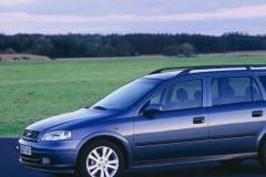 Opel Astra Universāls 1998 - 2004 foto 5