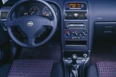 Opel Astra Universāls 1998 - 2004 foto 7