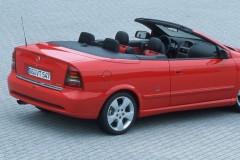 Opel Astra Kabriolets 2001 - 2006 foto 1
