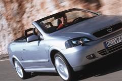 Opel Astra Kabriolets 2001 - 2006 foto 2
