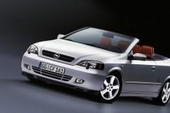 Opel Astra Kabriolets 2001 - 2006 foto 3