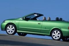 Opel Astra Kabriolets 2001 - 2006 foto 4