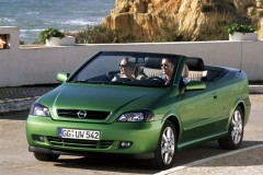 Opel Astra Kabriolets 2001 - 2006 foto 5