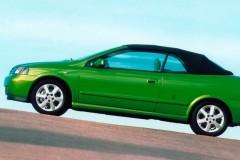 Opel Astra Kabriolets 2001 - 2006 foto 6