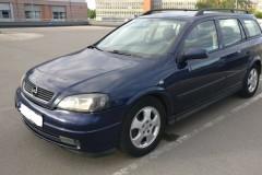 Opel Astra Universāls 1998 - 2004 foto 3