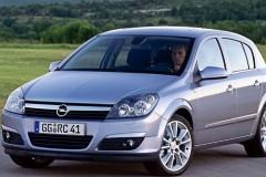 Opel Astra Hečbeks 2004 - 2007 foto 1