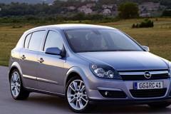 Opel Astra Hečbeks 2004 - 2007 foto 3