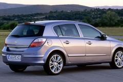 Opel Astra Hečbeks 2004 - 2007 foto 4