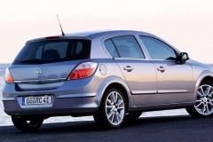 Opel Astra Hečbeks 2004 - 2007 foto 5