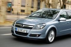 Opel Astra Universāls 2004 - 2007 foto 3