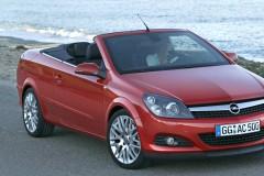 Opel Astra Kabriolets 2006 - 2007 foto 9