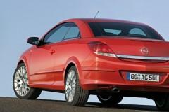 Opel Astra Kabriolets 2006 - 2007 foto 7