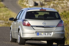 Opel Astra Hečbeks 2007 - 2009 foto 5