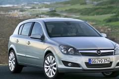 Opel Astra Hečbeks 2007 - 2009 foto 3