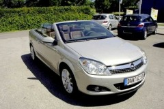 Opel Astra Kabriolets 2007 - 2010 foto 12