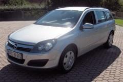 Opel Astra Universāls 2007 - 2010 foto 3