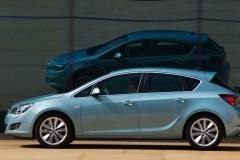 Opel Astra Hečbeks 2010 - 2012 foto 4