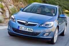 Opel Astra Sports Tourer Universāls 2010 - 2012 foto 9