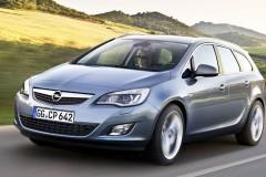 Opel Astra Sports Tourer Universāls 2010 - 2012 foto 8