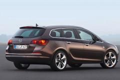 Opel Astra Sports Tourer Universāls 2012 - foto 1
