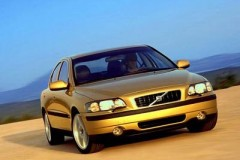 Volvo S60 Sedans 2000 - 2004 foto 2