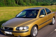 Volvo S60 Sedans 2000 - 2004 foto 6